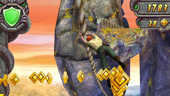 alicativo Temple Run 2 para Android